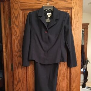 Two piece petite suit by Ulysses